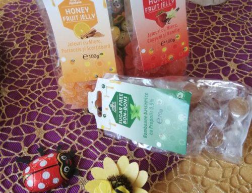 Sugestie pentru cadouri dulci: jeleuri fructate (P)
