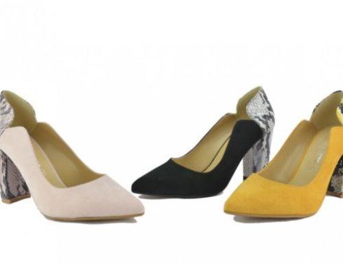 Universul pantofilor din piele de origine spaniolă