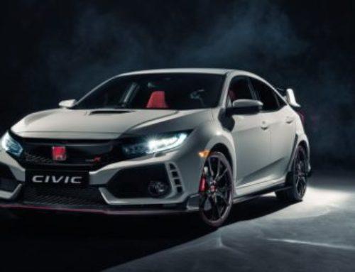 Pilot de curse cu Honda CivicTypeR – poveste ireală!