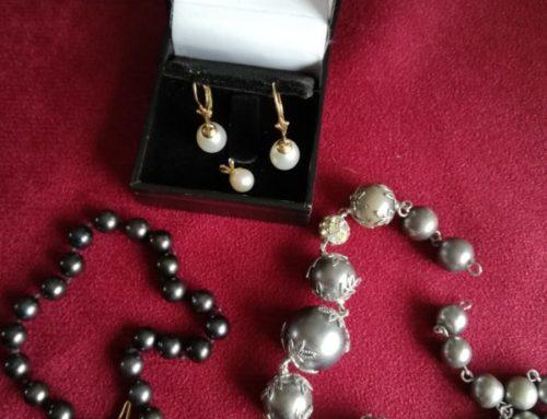 Povestea pandantivului cu perlă naturală