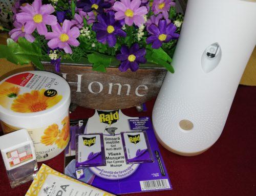 Pentru Corpul Tău – Produse necesare în orice casă