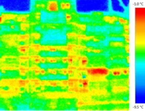 Cu ajutorul termoviziunii am redescoperit confortul căminului meu